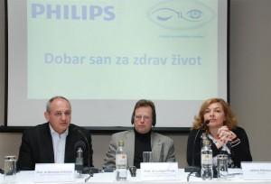 Predavaci na konferenciji Dobar san za zdrav zivot