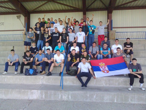 Studenti iz KG-a
