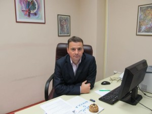 dr Aleksandar Vujosevic, direktor Specijalne bolnice za bolesti zavisnosti