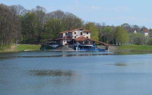 Smederevska Palanka, hotel Jezero, uvecano