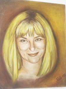 Snezana Palic. Autoportret