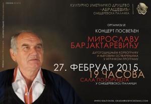 Poster KONCERT MB