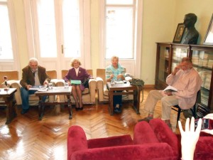 Miljurko, Radmila, Slavica, Vuk