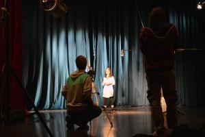 Snimanje u KCZR 5
